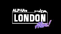 London Alive_White